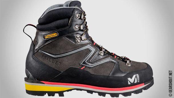 Millet отправила в продажу новую серию прочных горных ботинок - Charpoua LTR GTX