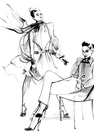 21 best Minnie na London Fashion Week images on Pinterest