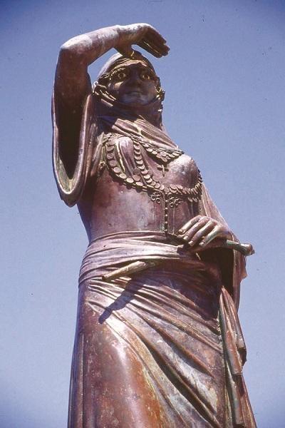 Bouboulinas Statue