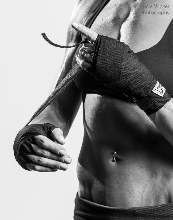 Fitness Photography: Boxer Shannon of the Nonantum Boxing Club ...