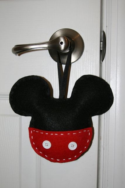 Mickey Mouse chaveiro