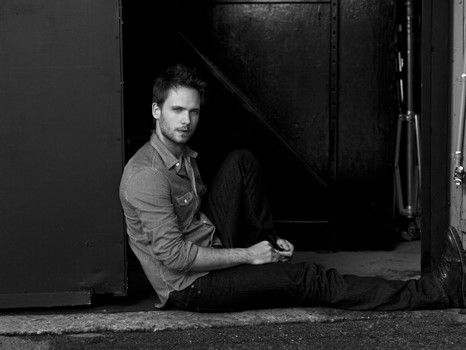 """Patrick J. Adams I love him in the show """"Suits"""" great show!"""