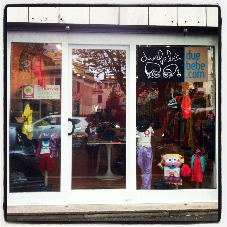 negozio di abbigliamento per bambini in Roma - Duebebè, Circonvallazione Gianicolense 252/A, 00152 Roma