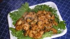 Gilroy Garlic Festival Scampi in Butter Sauce   ✮ The Food Dictator ✮