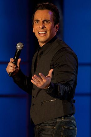 "ROTFL!  Showtime -""Sebastian Maniscalco: What's Wrong with People"""
