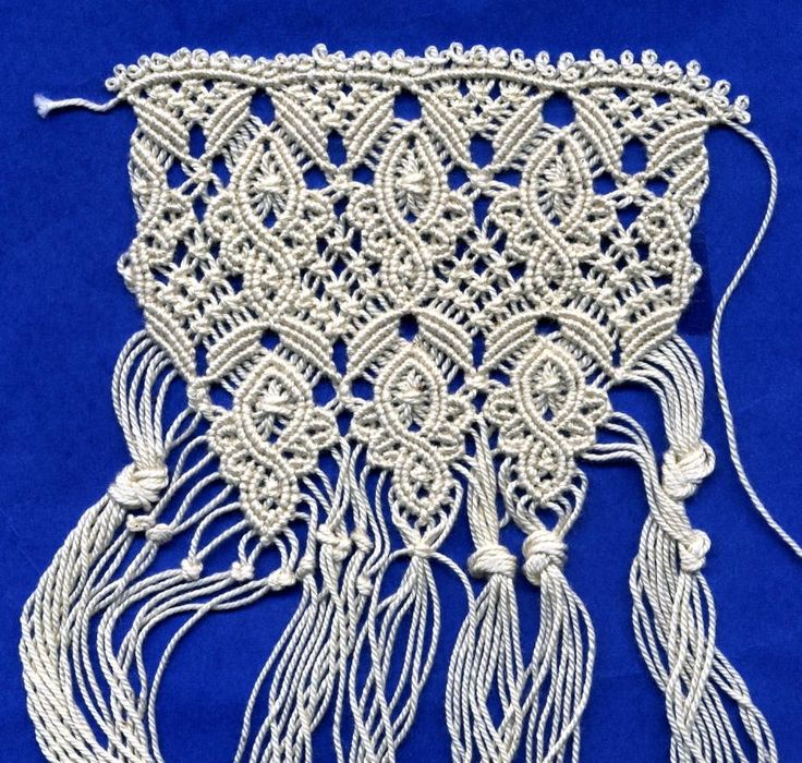 margarete macrame tutorial - Google Search
