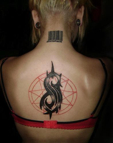 Logos slipknot and tattoos and body art on pinterest