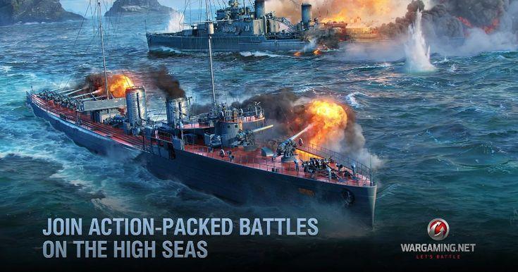 World of Warships Blitz v1.1.0 Full Apk Terbaru