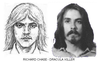 serial killer richard chase Richard trenton chase (may 23, 1950 – december 26, 1980) was an american serial killer who killed six people in a span of a month in sacramento, californi.