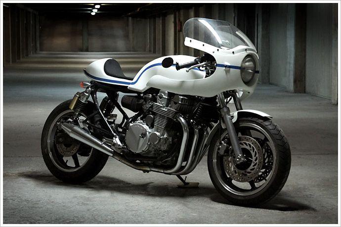 "Ruleshaker's Honda CB750 - ""OldSpirit"" - Pipeburn - Purveyors of Classic Motorcycles, Cafe Racers & Custom motorbikes"