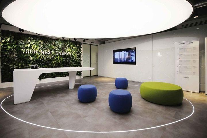 Sorgenia Offices By Il Prisma Milano Srl Milan Italy Retail