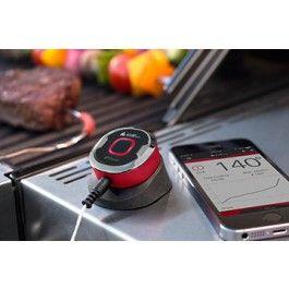 iGrillmini ger dig stenkoll på grillningen http://www.smartasaker.se/igrill-mini-grilltermometer.html
