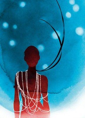 Мода в стиле акварель... Kareem Iliya » Фото, рисунки