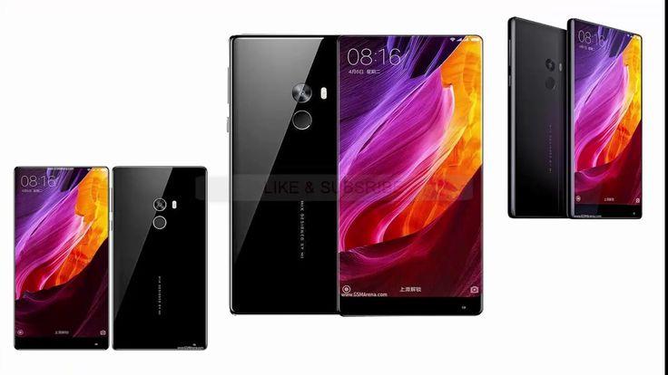 Spesifikasi Xiaomi Mi Mix