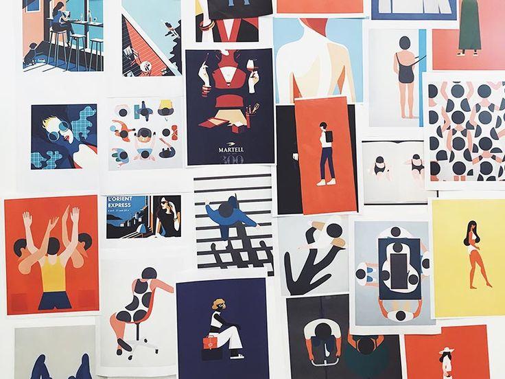 Illustrations Inspiration Board