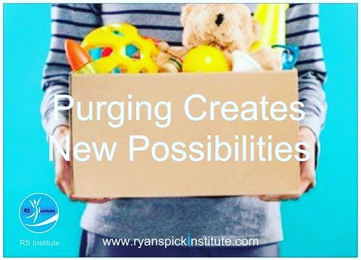 #Purging Creates New Opportunities