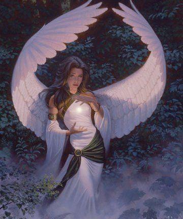 Female Angel Warriors | Female Warrior Angel Tattoo