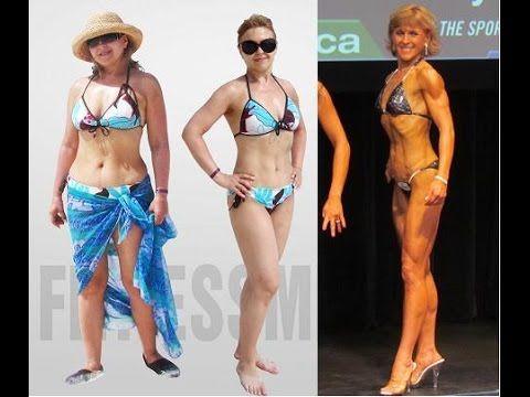 Секреты быстрой сушки тела от фитнес модели.Отзывы похудевших.