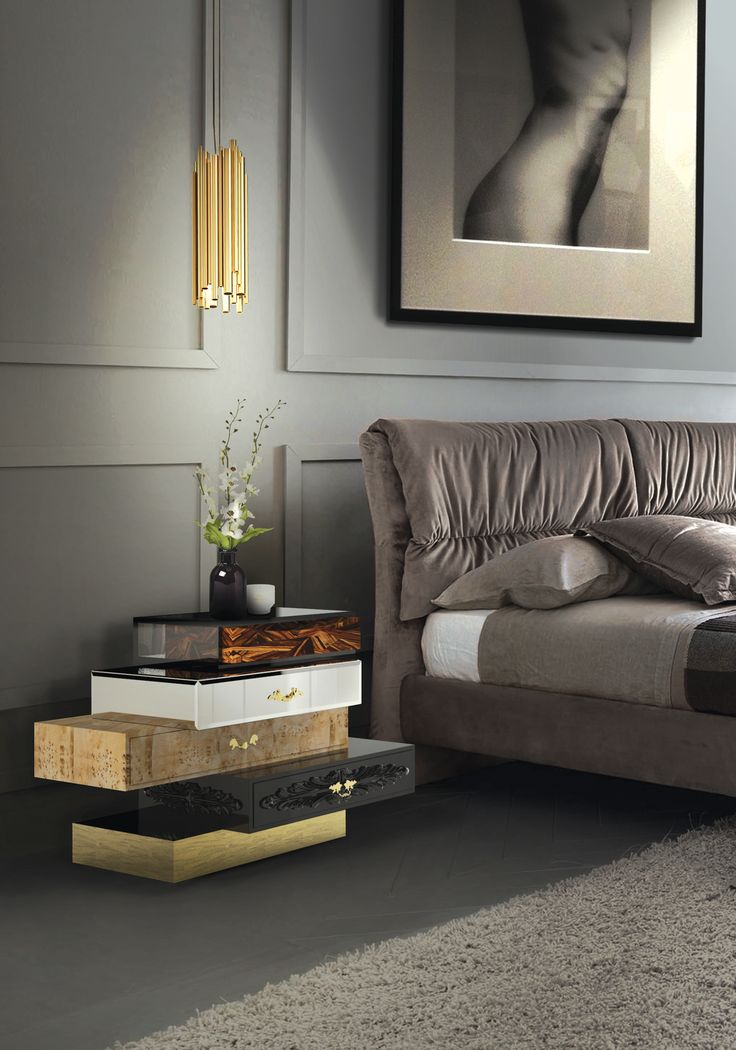 Amazing bedrooms Stunning bedroom project See