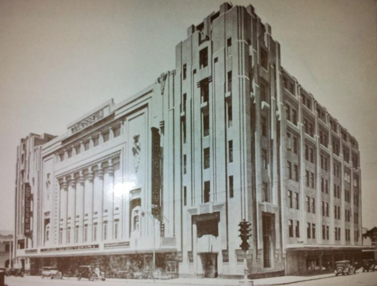 The Colosseum - 'The finest example of Art Deco in Johannesburg' | The Heritage Portal
