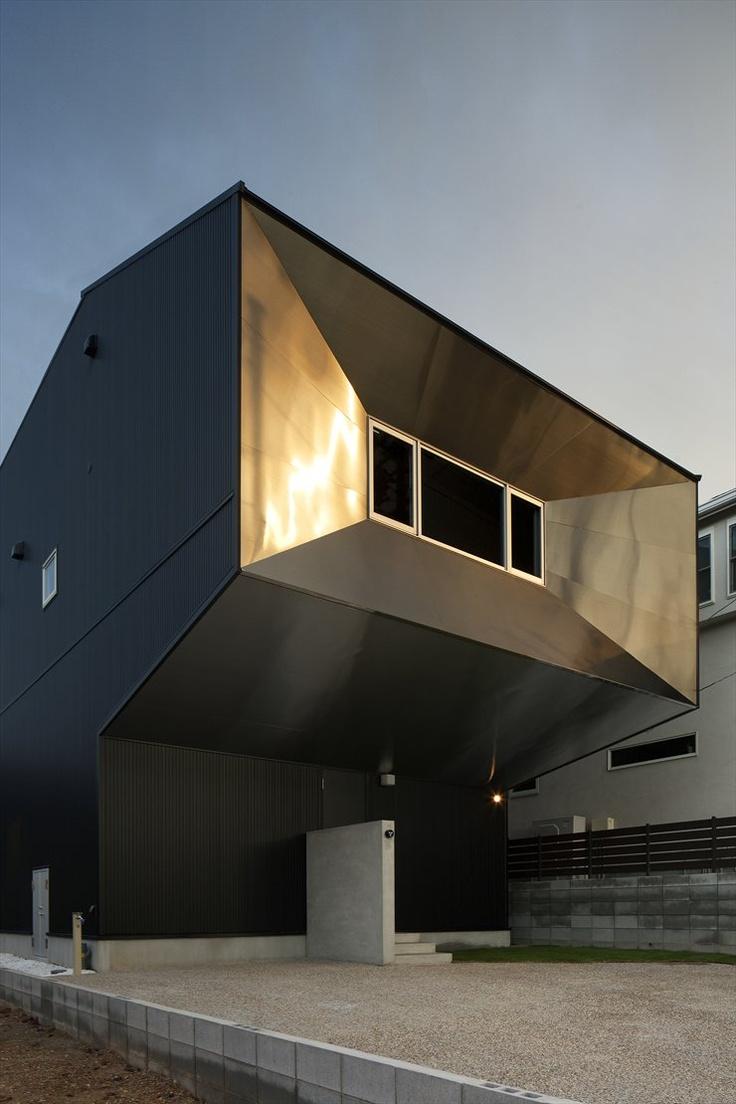 Hansha Reflection House, Nagoya, 2010 By Studio Sklim #architecture #design  #interiors