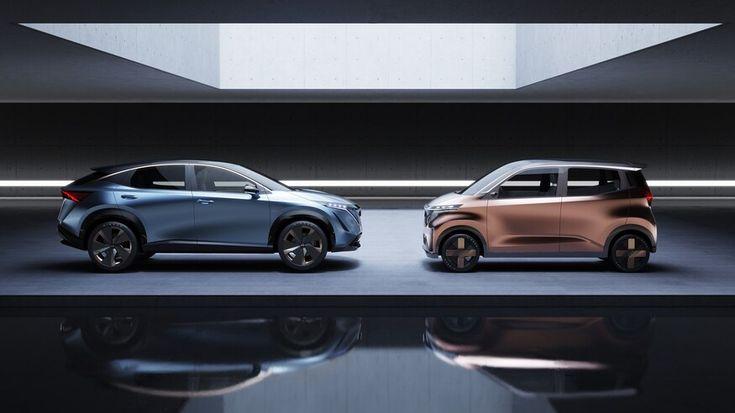 Nissan wird mit zwei Concept Cars auf der Tokyo Motor Show elektrisch   – Transportation