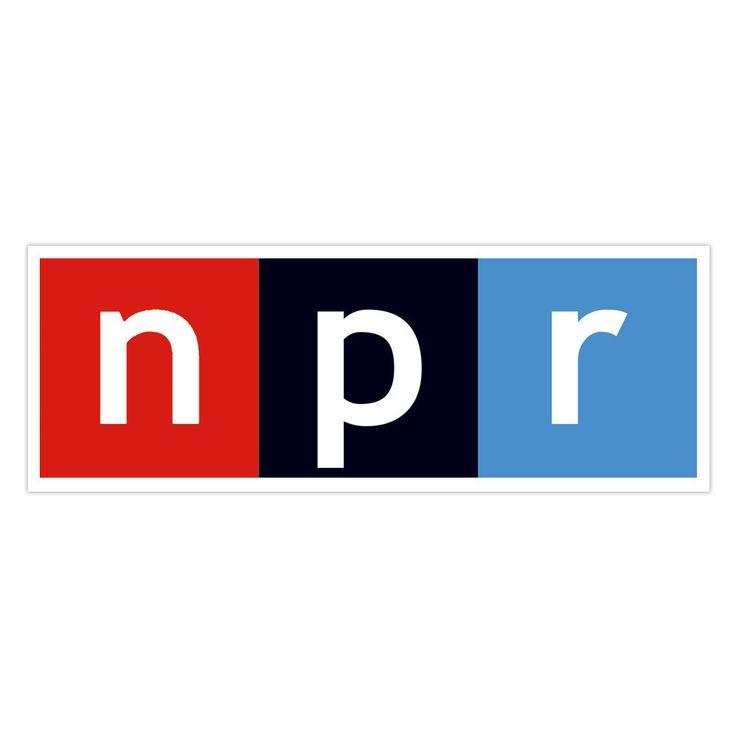 NPR Window Decal – NPR Shop