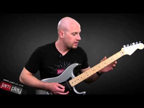 JamPlay Liepe's Licks: Learn to Play a Melodic Rock Guitar Solo Part 4 - YouTube