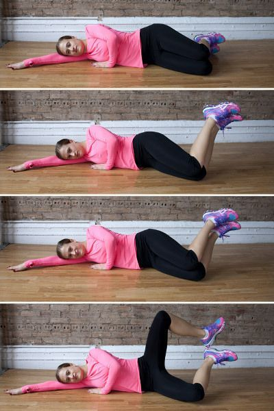 The Brazilian Butt Lift Workout | Suspended Clam