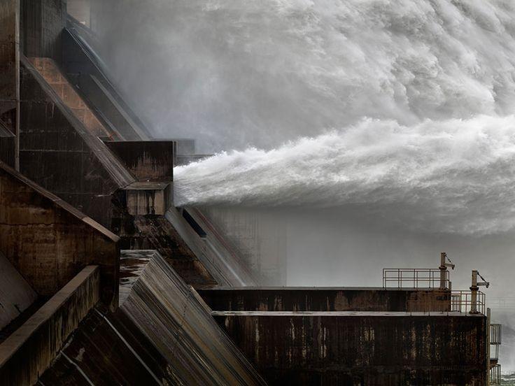 edward burtynsky water photography - designboom | architecture