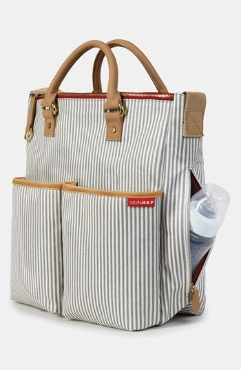 Skip Hop 'Duo' Diaper Bag - my mom scored the last one of these at the store and now they are sold out everywhere! :c)