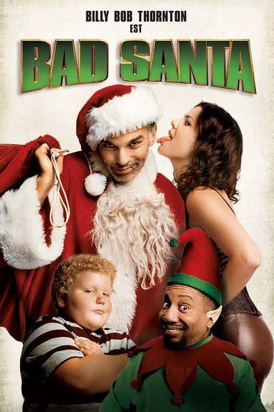 Bad Santa (2003) Regarder Bad Santa (2003) en ligne VF et VOSTFR. Synopsis: Chaque année, en décembre, Willie T. Stokes incarne le Père-Noël dans un grand magasin...
