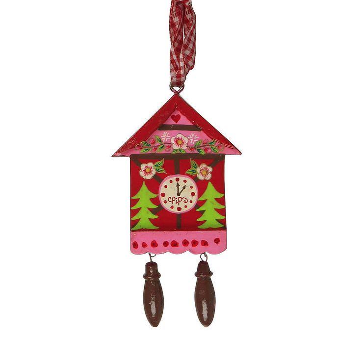 Cuckoo Clock Decoration By PiP Studio