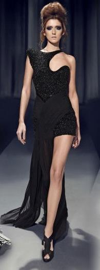 Black dress by cengiz-abazoglu