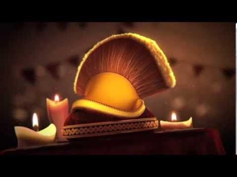 El Monje y el Mono - Sub en Español (Cortometraje Animado) - YouTube