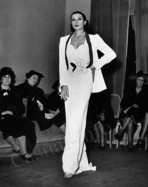 Мода 1930-х. Норман Хартнел