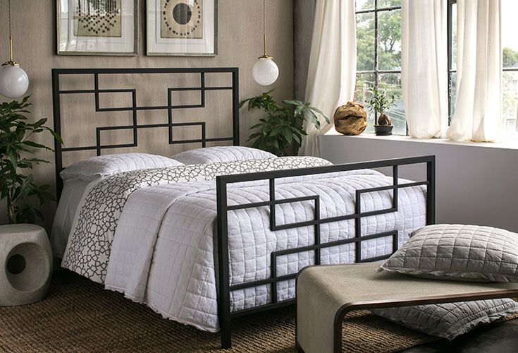 25 best head turning headboards images on pinterest for Divan footboard