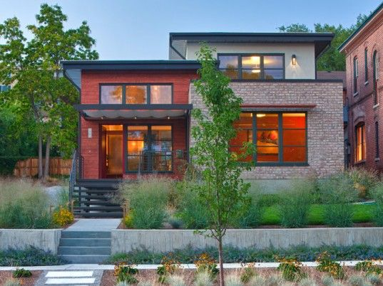 Ruby House: A Modern Passive House in the Historic Avenues District of Salt Lake City | Inhabitat - Sustainable Design Innovation, Eco Architecture, Green Building