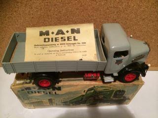 Modellspielzeug MAN LKW - Wert?  http://sammler.com/spielzeug/modellbau.htm#Leserbriefe
