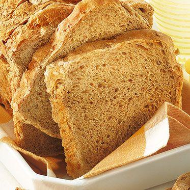 Vollkornbrot - Rezept für den Brotbackautomat