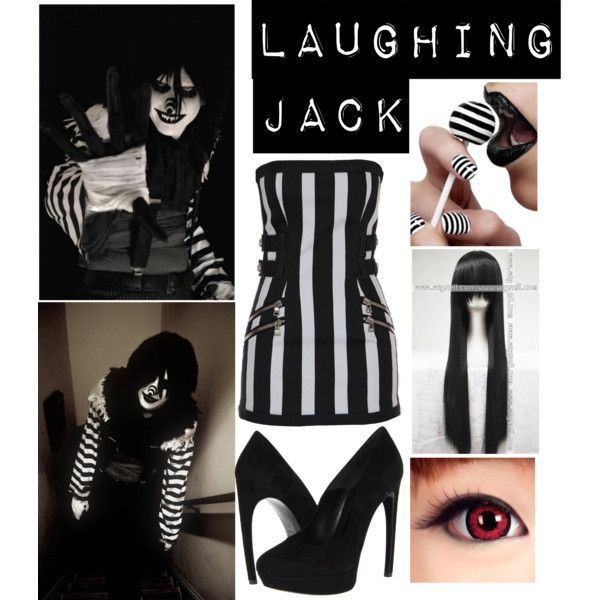 38 best Creepypasta costume and make up images on Pinterest ...