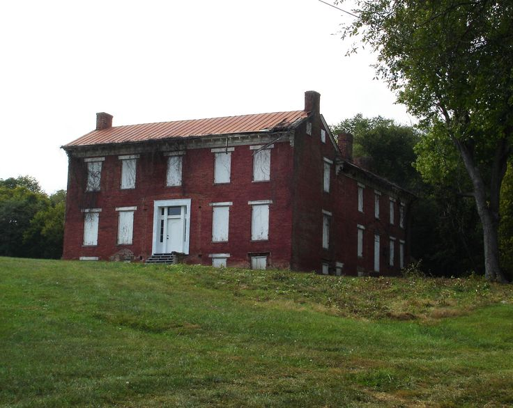 Millbank House Used As Hospital During Civil War