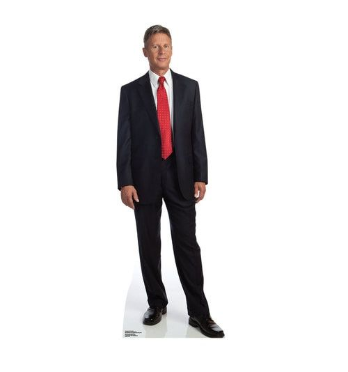 Governor Gary Johnson - Cardboard Cutout