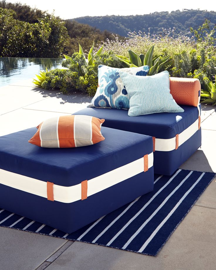 Santorini Patio Furniture: 15 Best Katharine Webster Outdoor Collection 2014 Images
