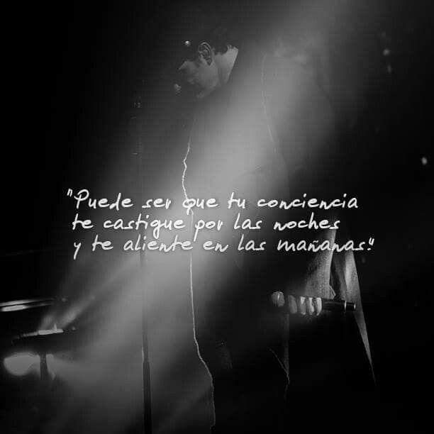 Duele verte. Ricardo Arjona.