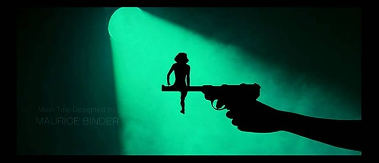"""The Spy Who Loved Me"" Opening Credit Sequence"