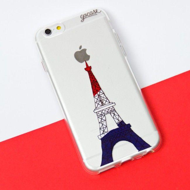 Capinha para celular Eiffel                                                                                                                                                                                 Mais