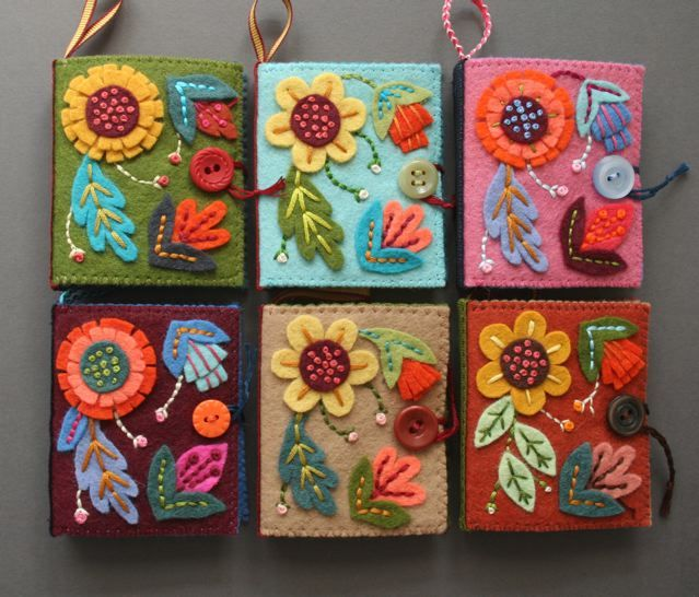 Update:  There is a pattern available for this now: the Flora Needle Book pattern, available for instant download at Etsy  and Craftsy...