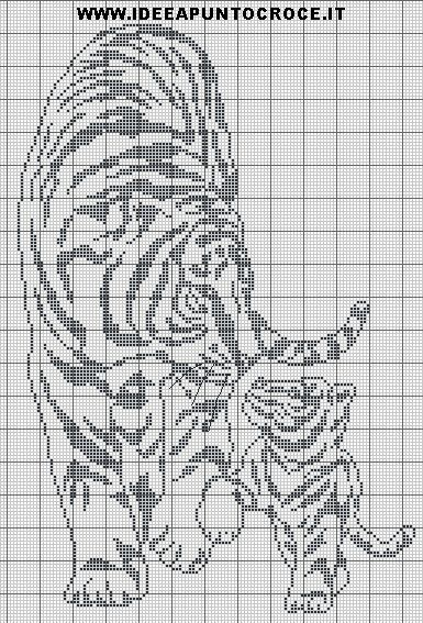 filet haken on Pinterest | Filet Crochet, Picasa and Charts