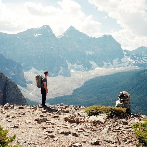 Banff, Canada's first national park, is also its most widely visited. Some 3.9 million nature lovers swarmed the park last year—that's 1.6 million more than arrived at Jasper, the country's second-most-popular park. With fees being waived for 2017 (happy